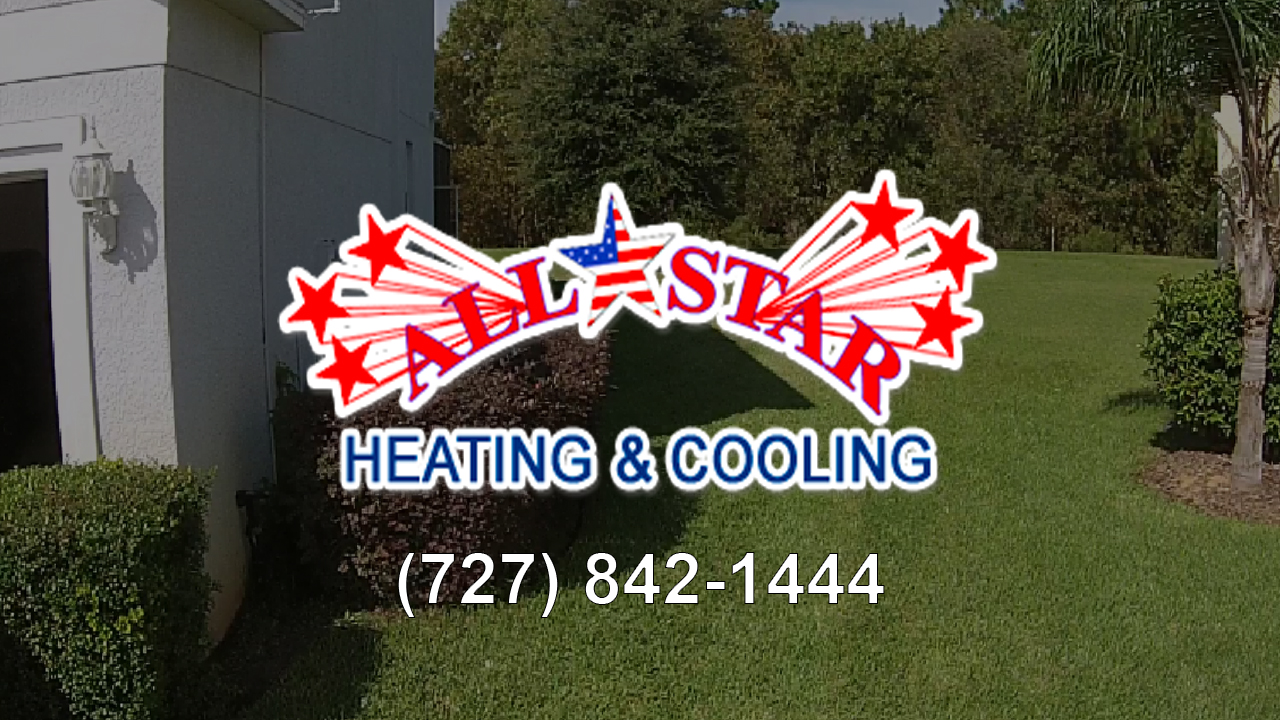 All Star Air Conditioning Home Maintenance Video