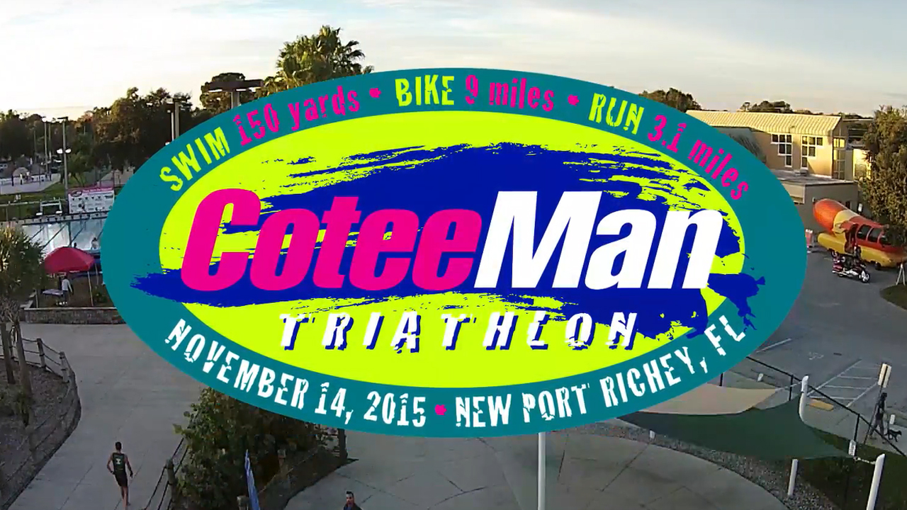 Coteeman Triathlon New Port Richey Florida